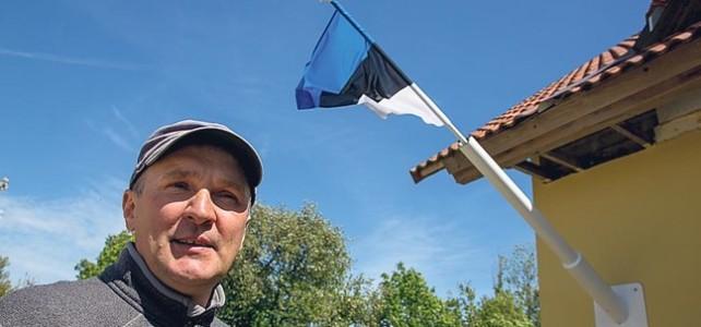 Ettevõtja leiutas nutika lipuheiskamisseadme