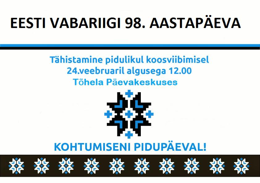 eesti vabariik 98